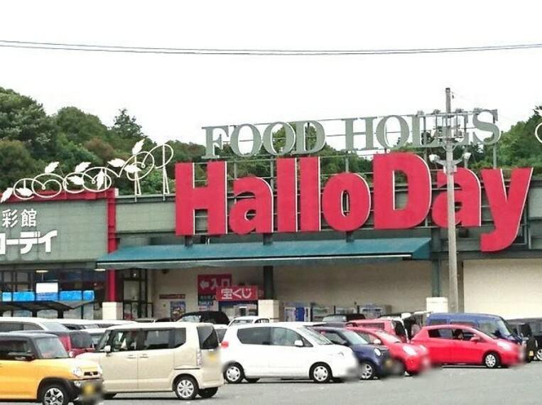 スーパー 【スーパー】HalloDay(ハローデイ) 九工大前店まで2706m