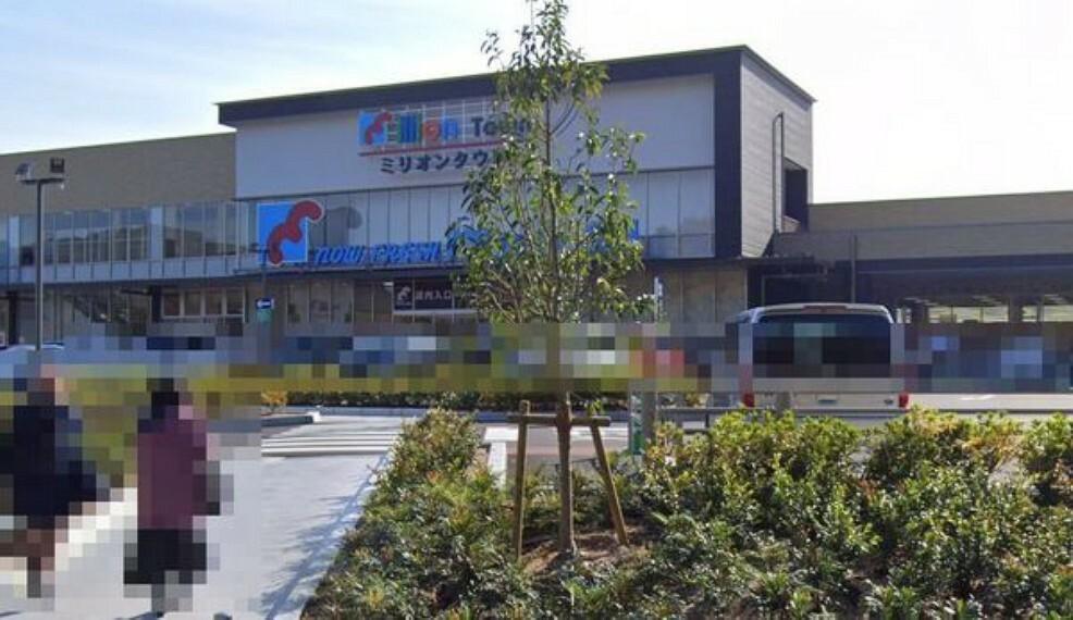 スーパー 万代神戸北町店(ミリオンタウン)