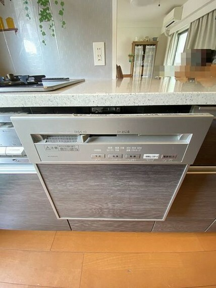 キッチン 食洗器付完備!