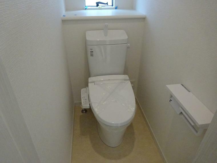 トイレ 2階にもトイレがあります