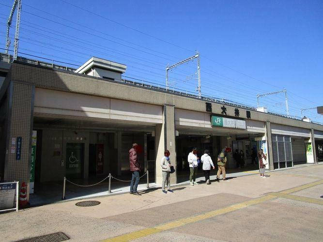 西大井駅(JR 横須賀線) 徒歩9分。