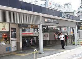 戸越公園駅(東急 大井町線) 徒歩17分。