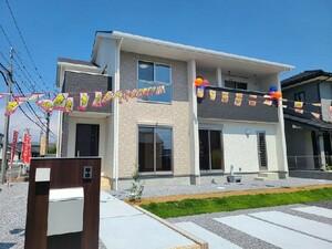 栃木市城内町2丁目ファイブイズホームの新築物件