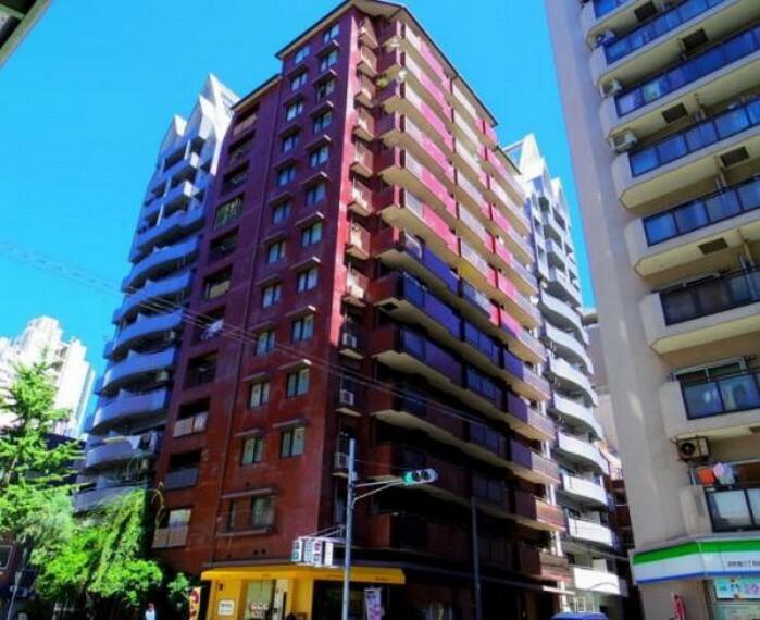 大阪の中心部【阿波座】・オフィス街で賃貸需要が高いです