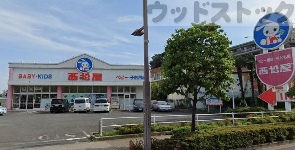 ショッピングセンター 西松屋調布佐須店 徒歩4分。