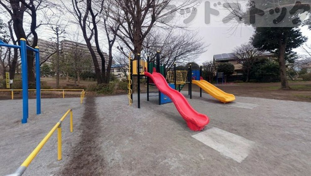 公園 布多公園 徒歩9分。
