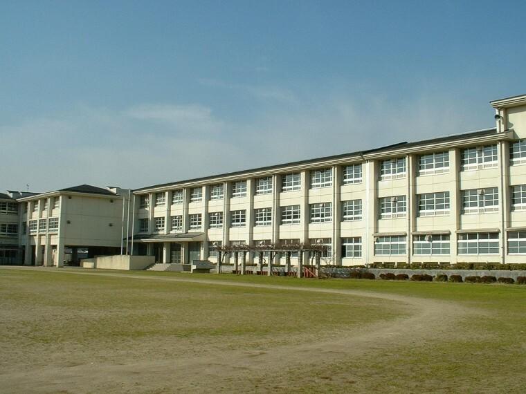 中学校 大三輪中学校