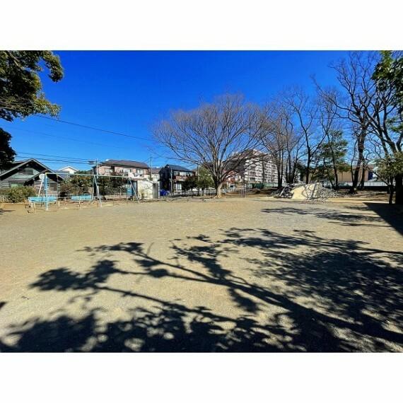 公園 第一なかよし広場
