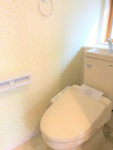 トイレ トイレは各階設置。【同社施工例】