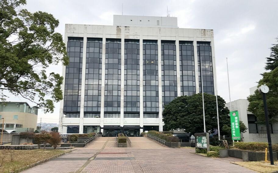 君津市役所