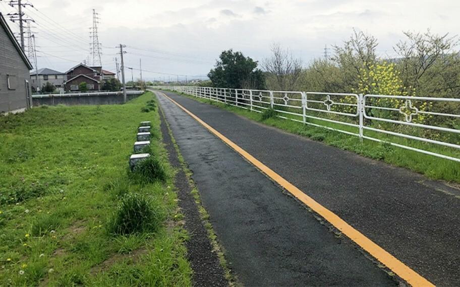 小糸川ジョギングコース