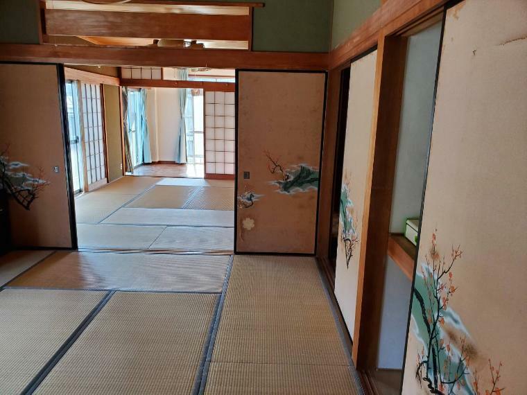 和室 2階*10畳和室