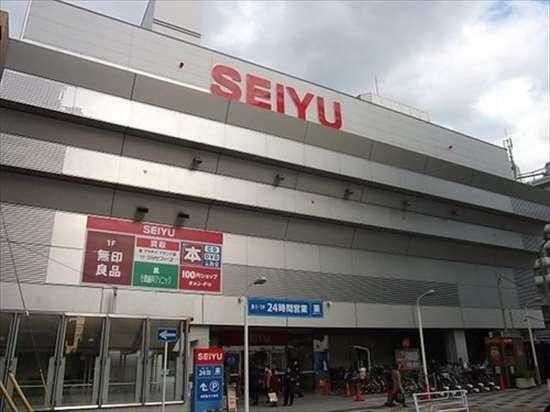 スーパー 西友 行徳店