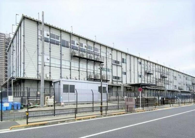 中学校 足立区立千寿青葉中学校:通学に便利な徒歩10分(740m)