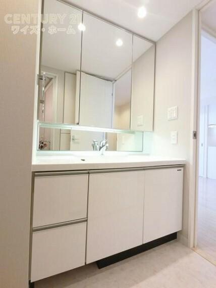 洗面化粧台 各エリアのエキスパートがご案内いたします。