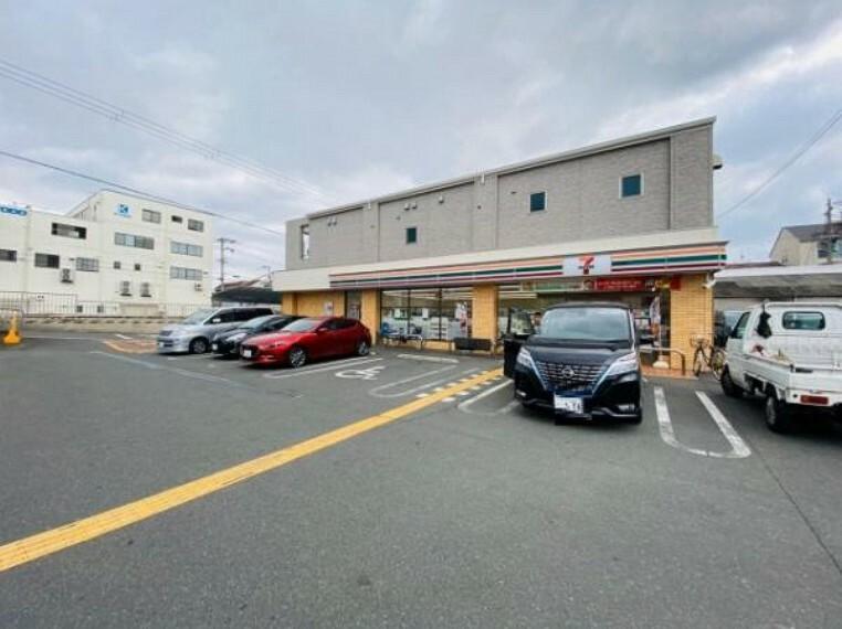 コンビニ セブンイレブン 大阪桃谷5丁目店
