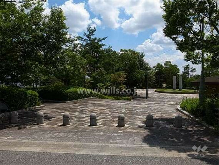 公園 山手台南公園の外観