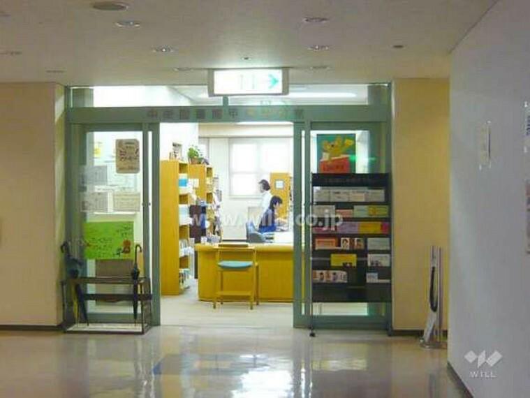 役所 甲東園分室(図書館)の外観