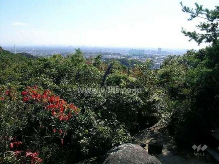 公園 甲山森林公園の外観
