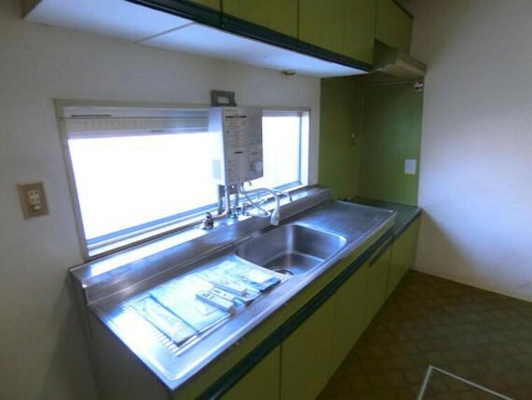 キッチン キッチンは作業スペースも広く、お料理も楽しく出来そうですね。