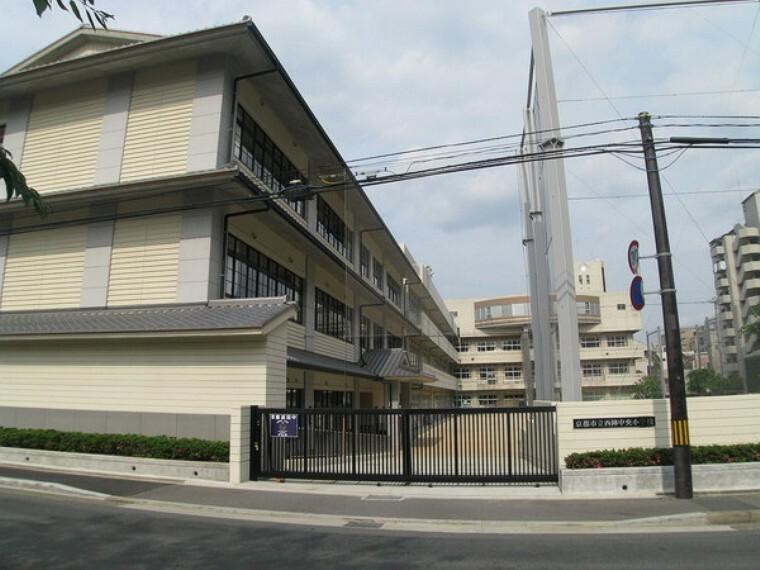 小学校 京都市立西陣中央小学校