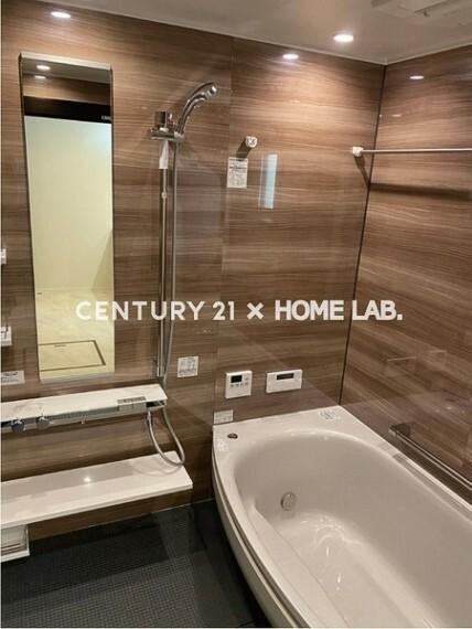 浴室 【住まいラボ施工例】多機能バスルーム