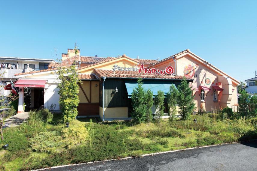 周辺の街並み ピッツェリアマリノ緑店