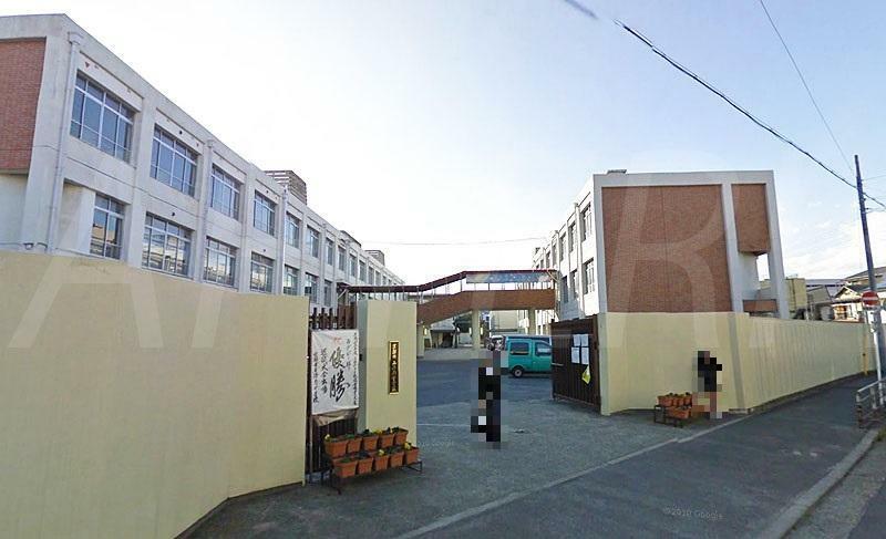 中学校 京都市立洛南中学校
