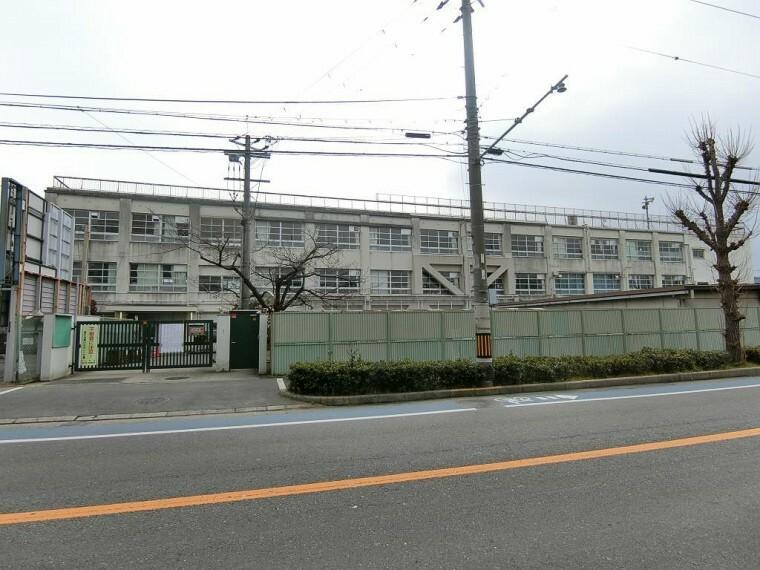 小学校 周辺 若江小学校徒歩約1080m