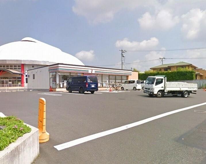 コンビニ セブンイレブン 倉敷上富井店