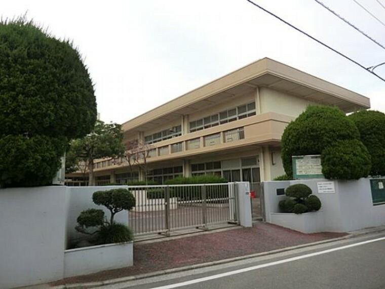 中学校 横浜市立西谷中学校