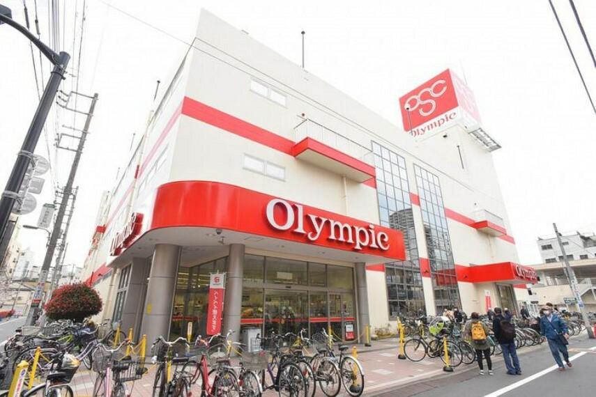 スーパー Olympic三ノ輪店 徒歩7分。