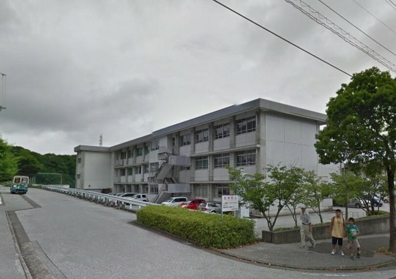 中学校 【中学校】高知市立横浜中学校まで1197m