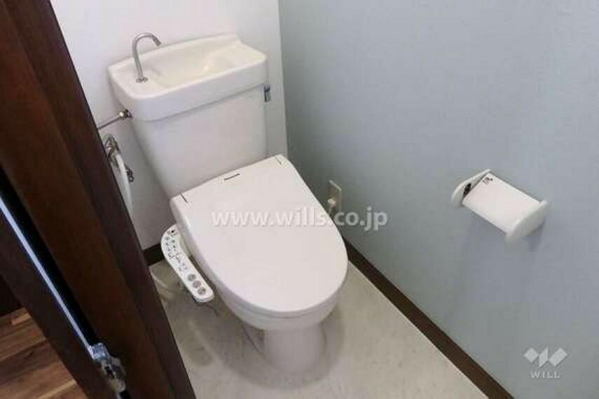 現況写真 トイレ[2020年10月16日撮影]