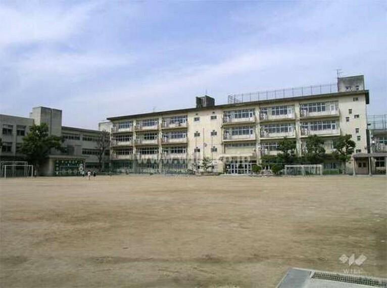 小学校 北豊島小学校[公立]の外観