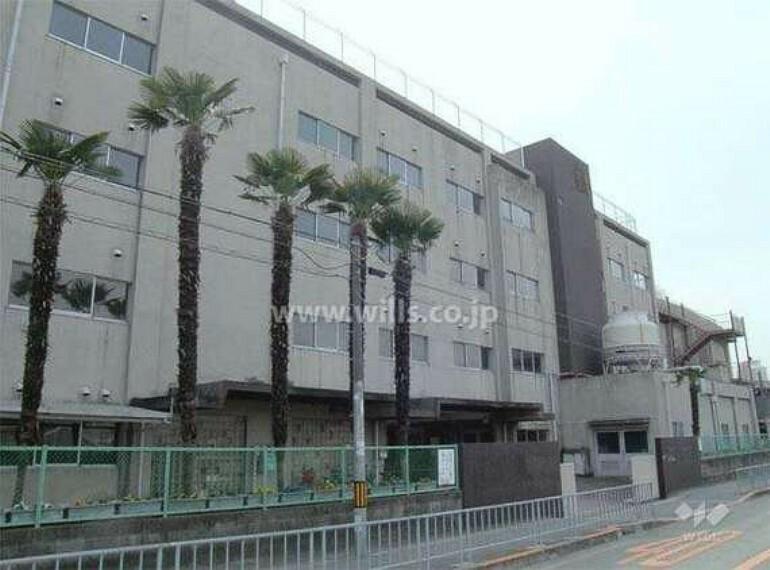 中学校 北豊島中学校[公立]の外観