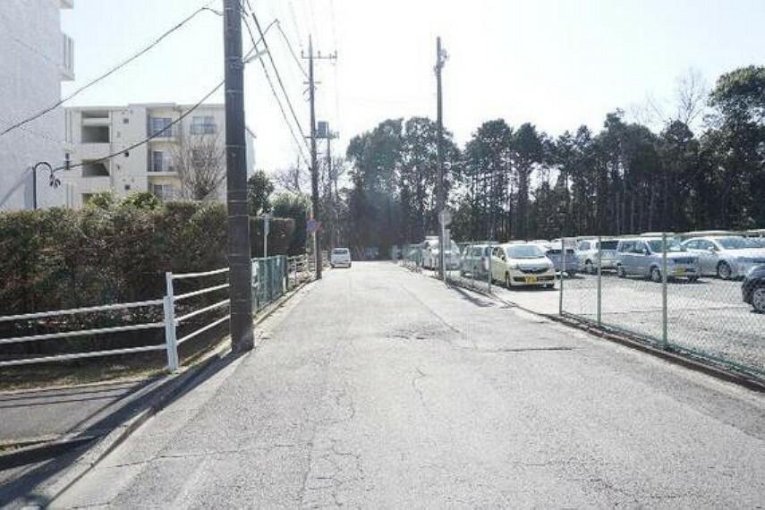 現況写真 京成電鉄本線「京成成田」駅徒歩圏内の立地です。