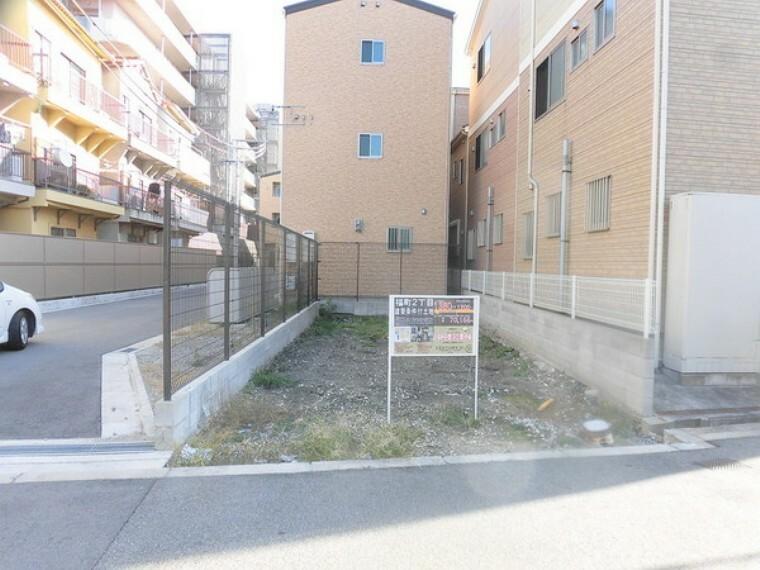 現況写真 建物価格1200万円、建物延床面積85.86平米、3LDK