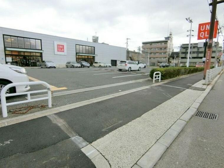 ショッピングセンター ユニクロ西淀川店