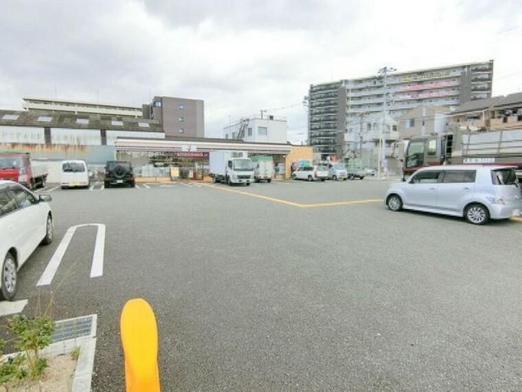コンビニ セブンイレブン大阪福町3丁目店