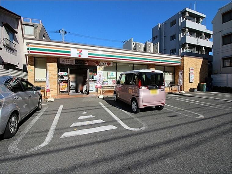 コンビニ セブンイレブン練馬関町北3丁目店