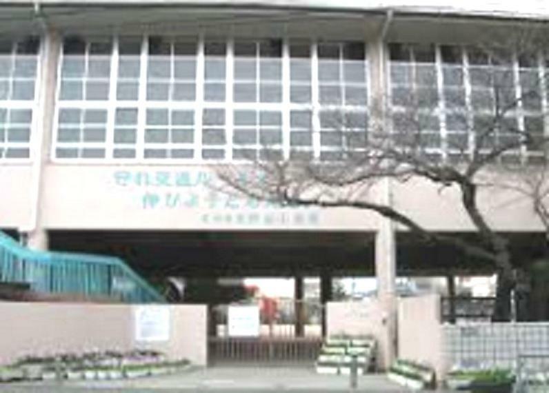 小学校 尼崎市立竹谷小学校まで233m 徒歩3分