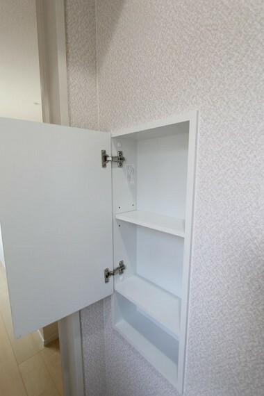 収納 【施工例】トイレ収納