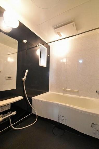 浴室 ゆったりとしたバスルームで1日の疲れを癒しましょう!