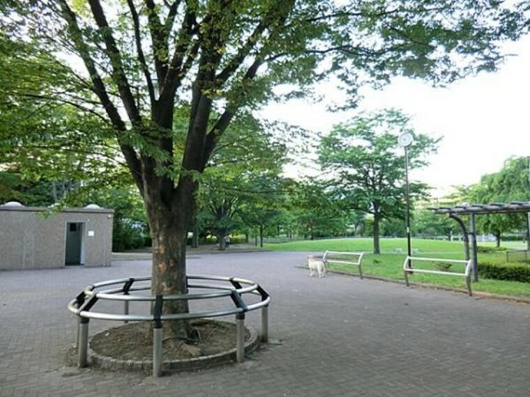 公園 西府緑地まで78m、徒歩1分