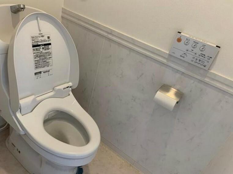 トイレ ウォシュレットトイレ完備