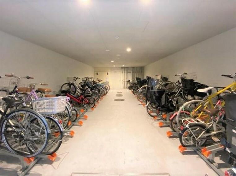 駐輪場 当社多様な物件をご用意しております