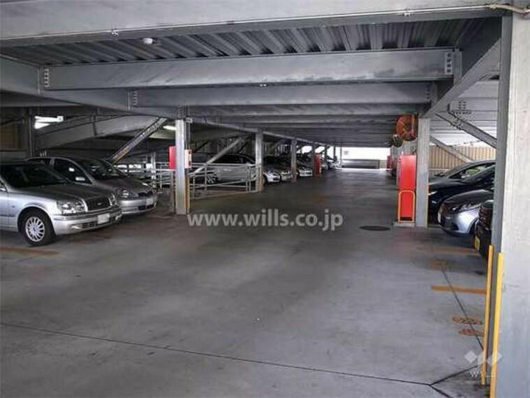 駐車場 敷地内駐車場(平面式)