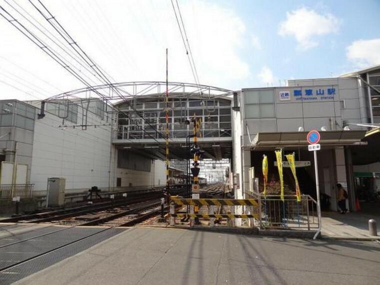 瓢箪山駅(近鉄 奈良線)