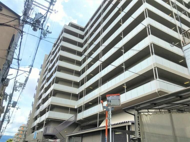 万葉ハイツ小阪菱屋西 中古マンション 最上階